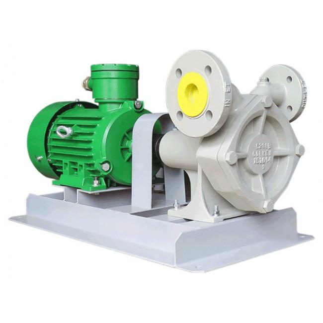 Насосный агрегат Corken FD-150 с двигателем 5,5кВт