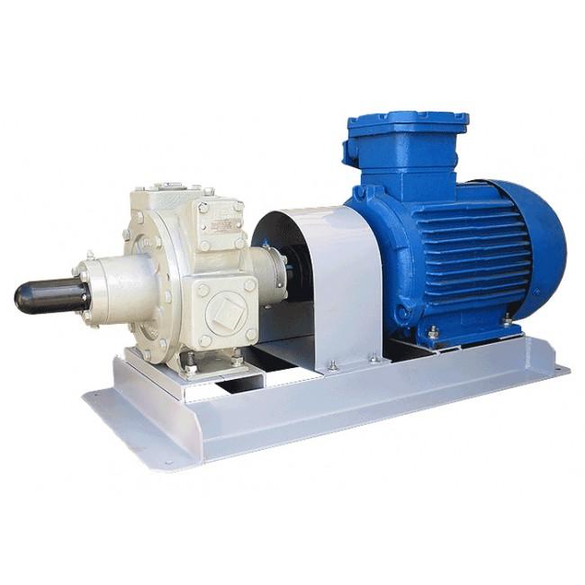 Насосный агрегат Corken Z 2000 с двигателем 5,5кВт