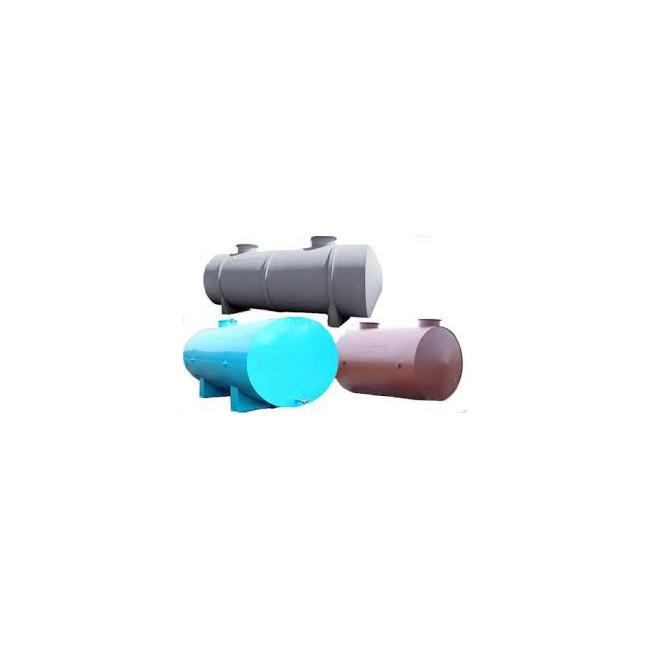 Резервуар горизонтальный стальной тип РГС