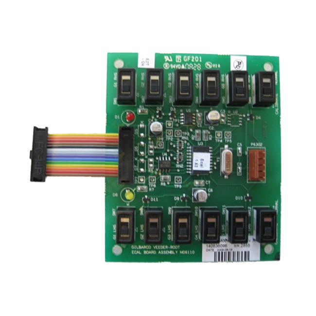 Плата ECAL E101 заводской проверки/MID