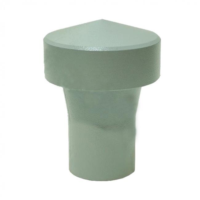 Клапан СМДК-50 А муфтовый круглый