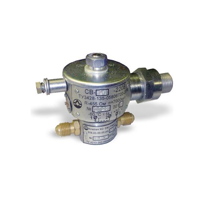 Клапан приемный с тарельчатым затвором, сетчатым фильтром