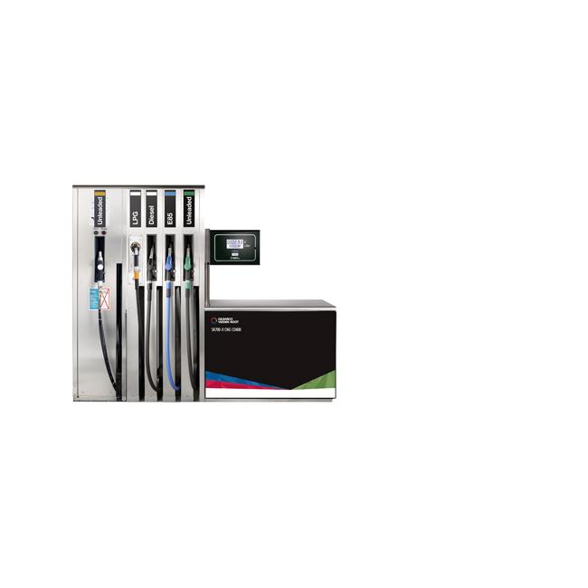 Газораздаточная колонка (ГРК) GILBARCO SK700-II CNG (сжатый природный газ)