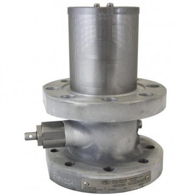"""Клапан MEC ME990-3DF-400 3"""" донный"""
