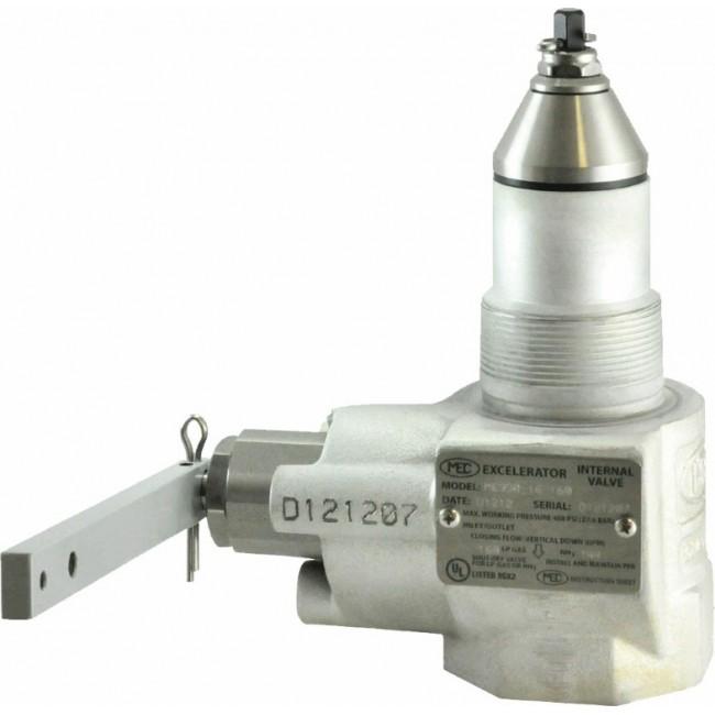 """Клапан MEC ME990-16-260 2"""" донный"""