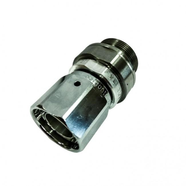 Фитинг для шланга Elaflex с газовозвратом V21-34