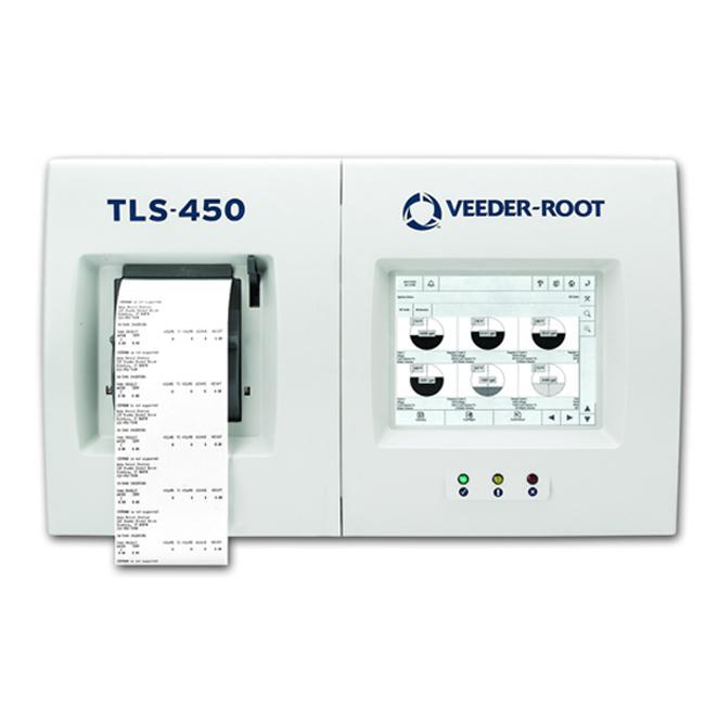 Консоль Veeder-Root TLS-450