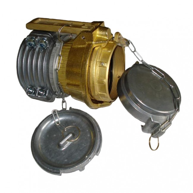 Быстроразъёмное соединение ПРОМ-ПРИБОР (БРС)