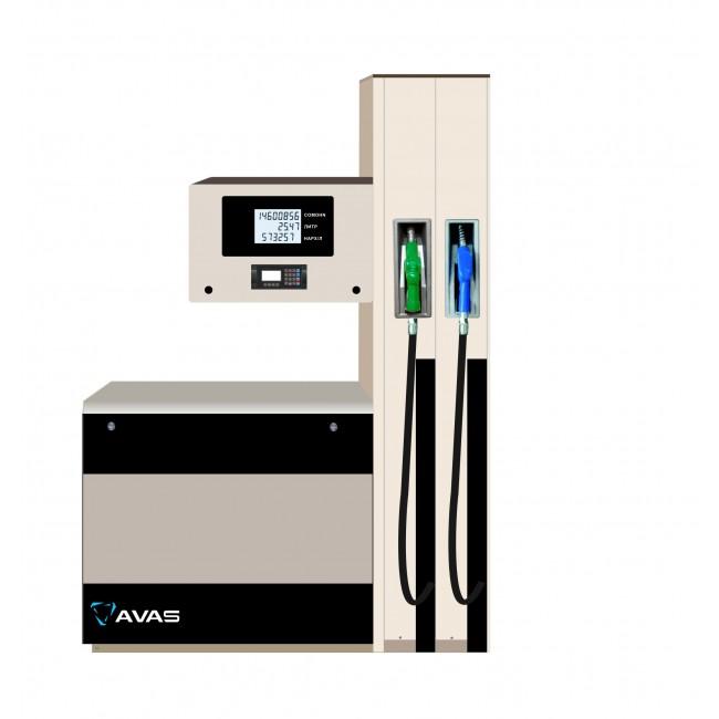 Топливораздаточная колонка (ТРК) AVAS серии SRT