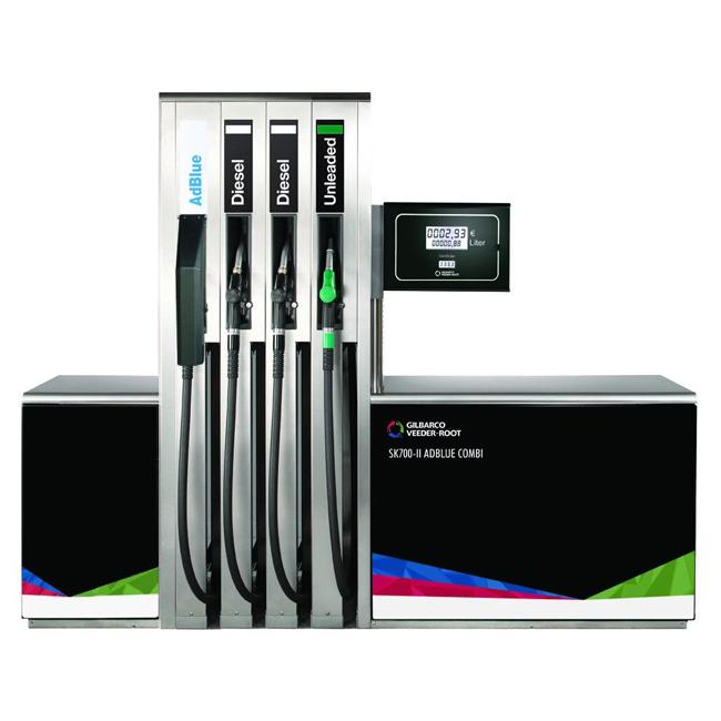 Топливораздаточная колонка (ТРК) Gilbarco SK700-II ADBLUE Combi
