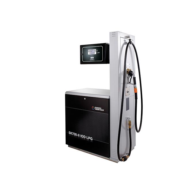 Топливораздаточная колонка (ТРК) Gilbarco SK700-II LPG IOD