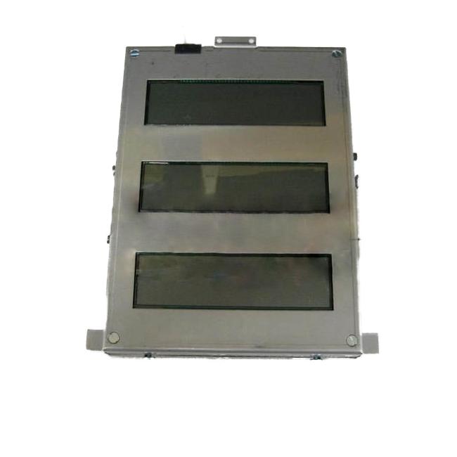 Блок индикации для ЕС2000 (TS 397) EC2-LCD 6/6/5
