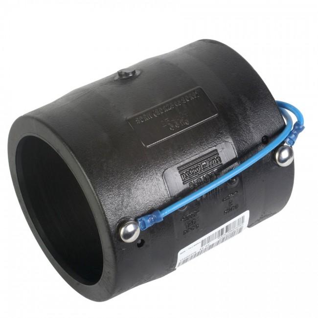 Муфта сварная Durapipe PLX с проводом 90 мм