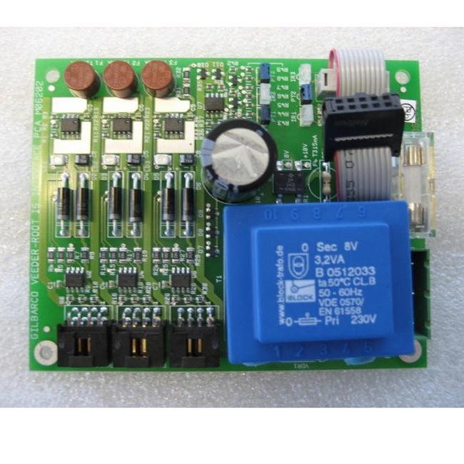 Плата IS интерфейса E101 заводской проверки/MID