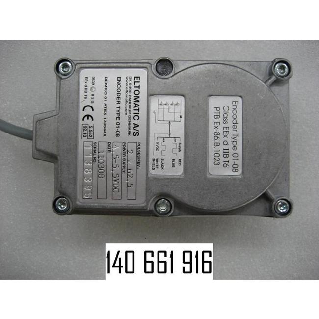 Импульсный датчик ELTOMATIC 01 08E CW, тип 98.1801