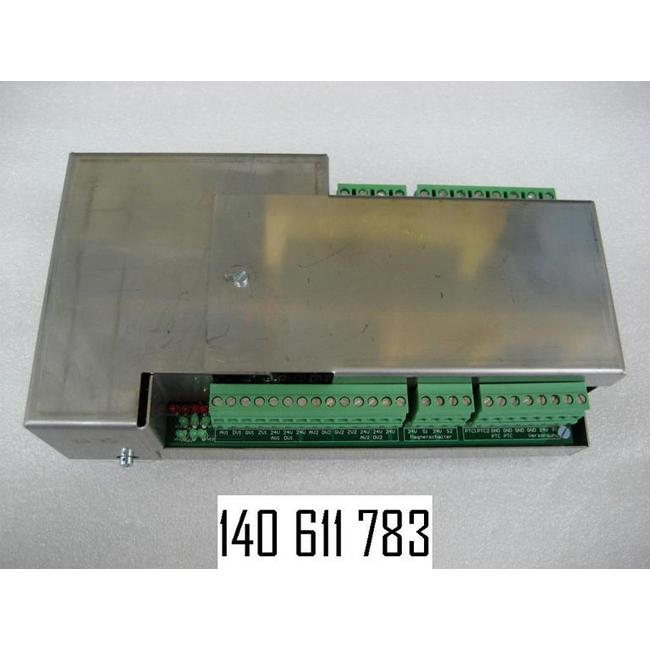 Контролер гидравлики EC2000 HC 396/2M