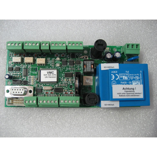 Контроллер мониторинга паров VMC