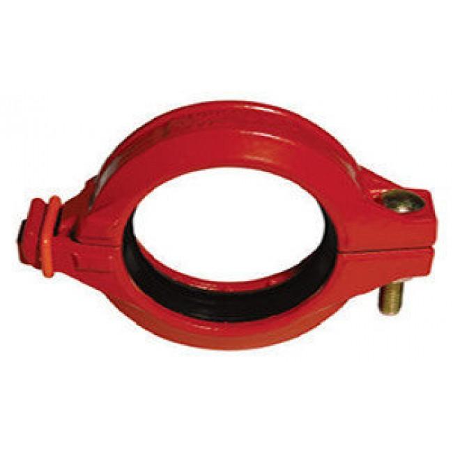Муфта для бессварного соединения труб тип 007 (16 бар)