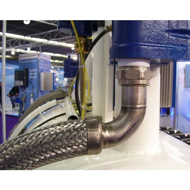 Гибкое соединение FLEXPIPE насос-трубопровод