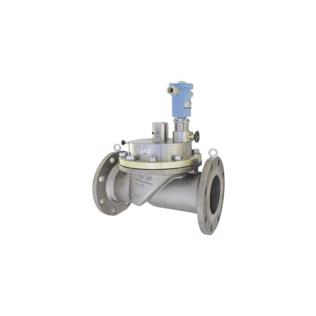 Клапан Сенс–ПУ DN150 PN25(-НО)