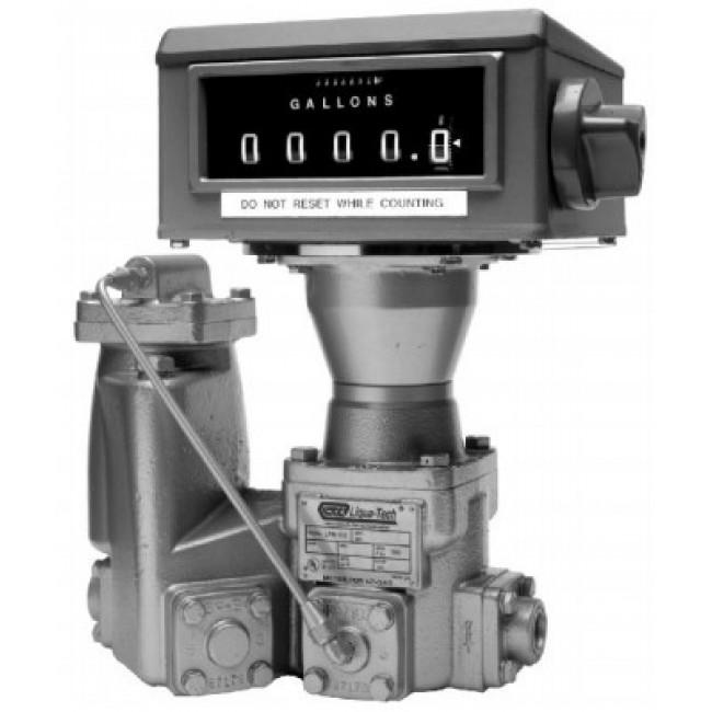 Расходомер объёмный LPM-102