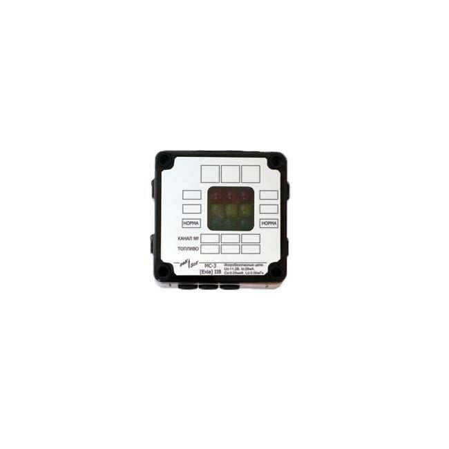 Сигнализатор трехканальный МС-3