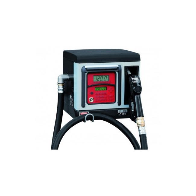 Заправочный модуль дизельного топлива с электронным счётчиком и системой учёта топлива