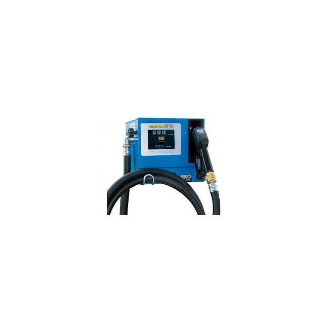 Заправочный модуль дизельного топлива с механическим счётчиком