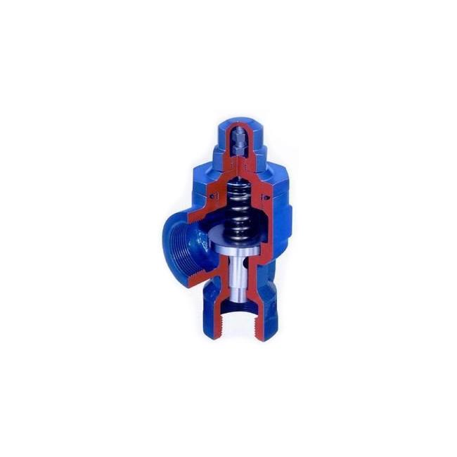 Дифференциальный (байпасный) клапан