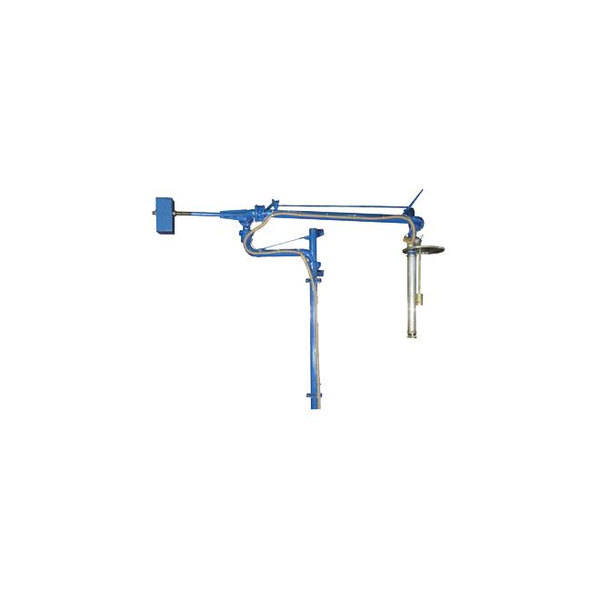 Устройство для верхнего налива нефти и нефтепродуктов в цистерны типа УНЖ-100АС
