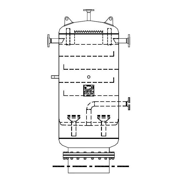 Деаэратор термический