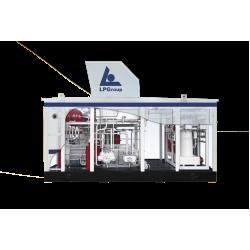 Стационарная автомобильная газонаполнительная компрессорная станция (0)