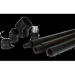 Пластиковый трубопровод (30)